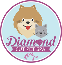 DiamondCut pet spa logo